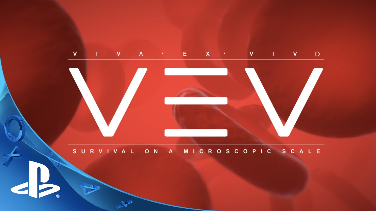 Microscopic Survival Game VEV: Viva Ex Vivo Coming to PS4