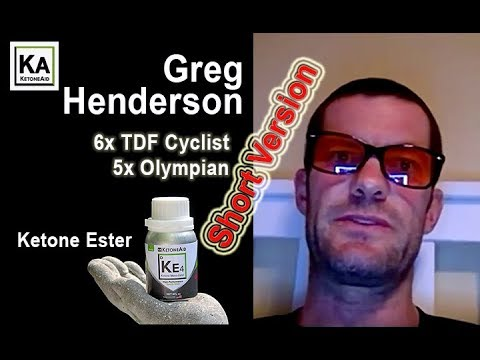 Greg Henderson- 6x Tour de France