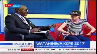 Watahiniwa wa KCPE 2017: Goldalyn Kakuya asimulia ushindi wake [Part 2]