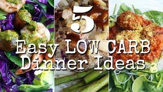 5 Ide Menu Makan Malam Diet Keto