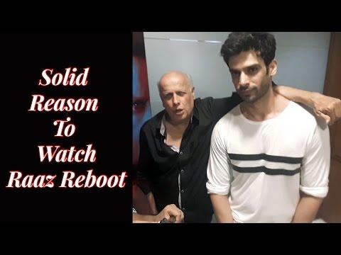 Mahesh Bhatt & Gaurav Arora Give You Solid Reasons To Watch ' Raaz Reboot'