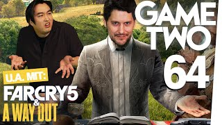 Far Cry 5, A Way Out, Kolumne: Kurze Spiele FTW! | Game Two #64