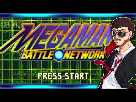Mega Man Battle Network on Dookieshed Plays!