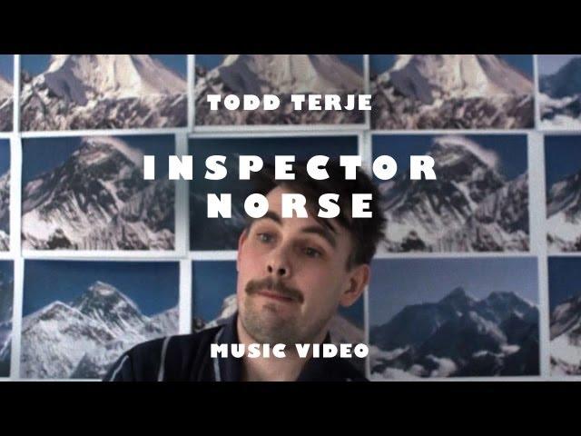 Todd Terje – Inspector Norse