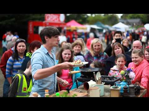 Kitchen Hero: HomeCooked- Behind The Scenes at Sheridans Irish Food Fest