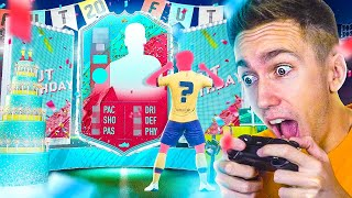 PACKING MULTIPLE FUT BIRTHDAY CARDS (FIFA 20 PACK OPENING)