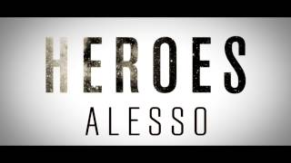 Alesso - Heroes (Bass Boost)