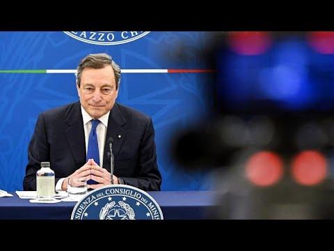 """Ντράγκι: """"Δικτάτορας ο Ερντογάν"""" – Απάντηση Τσαβούσογλου στον """"διορισμένο"""" πρωθυπουργό …"""