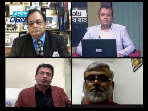 একুশের রাত || 27 January 2021 || ETV Talk Show