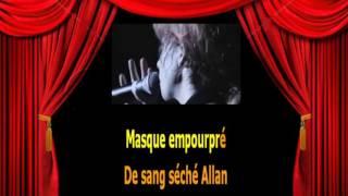 Karaoké Mylène Farmer  -  Alan