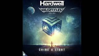 "Hardwell & Wildstylez - ""Shine A Light"" [Feat.KiFi] (Official Audio)"