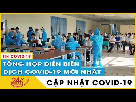 Tin tức Covid-19 mới nhất hôm nay | Dich Virus Corona Việt Nam TP.HCM thêm ổ dịch mới bênh viện