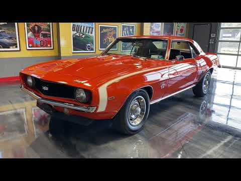 1969 Chevrolet Camaro (CC-1414916) for sale in West Babylon, New York