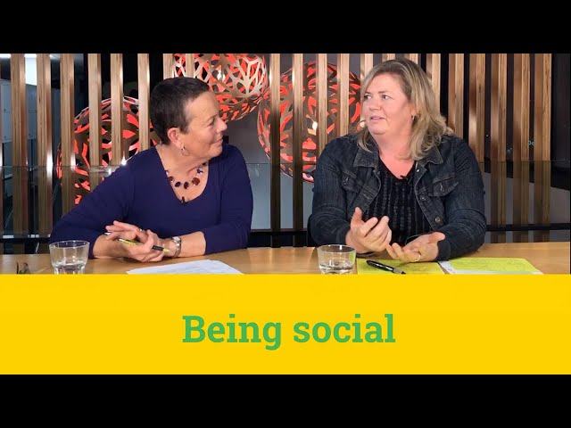 Socialising as a young parent