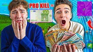 PRO KILL 100€ für PRO SPIELER !!!  | Fortnite