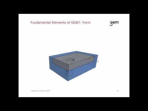 Webinar: A Beginner's Guide to GD&T (Geometric Dimensioning ...