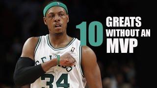 Top 10 NBA Stars Without A MVP Award