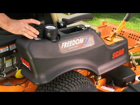 2018 SCAG Power Equipment Freedom Z (SFZ52-24KT) in Chillicothe, Missouri - Video 1