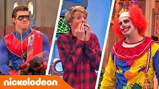 Опасный Генри | Умение или просто удача? 🤔 | Nickelodeon Россия