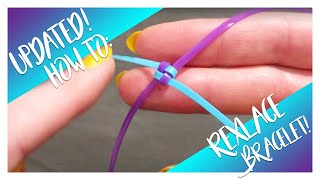 How To: Make A Rexlace Bracelet