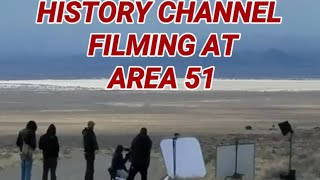 HISTORY CHANNEL @ AREA 51, and MORE