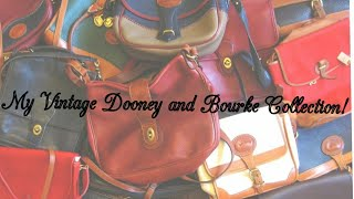 Vintage Dooney & Bourke Collection|Part I
