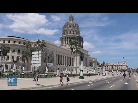 The Havana Capitol building, an architectural marvel