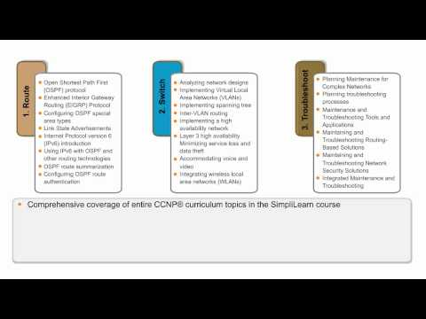 CCNP Certification Online Training | Cisco Certified Network ...