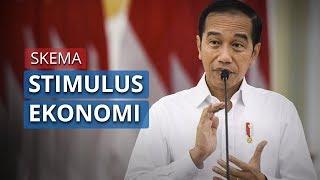 Joko Widodo Minta Menterinya Membuat Skema Stimulus Ekonomi di Tengah Covid-19