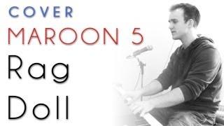 Maroon 5 - Rag Doll (piano cover & tutorial)