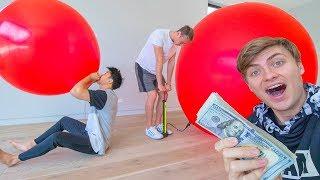 BIGGEST BALLOON WINS $10,000 CASH