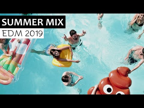 SUMMER EDM MIX 2019 – Electro Dance House Music