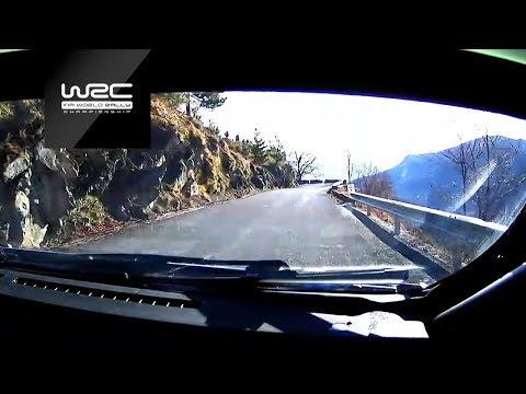 WRC - Rallye Monte-Carlo 2018: ONBOARD Tänak SS15