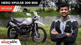 2020 Hero Xpulse 200 BS6 Review | A Value For Money Entry Level Adventure Bike in India | BikeWale