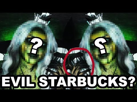 What if the STARBUCKS Mermaid Was Evil?
