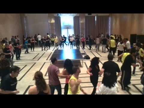 David & Virginia Salsa - SBK ALBACETE 2014-11-29