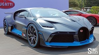 Check Out the New BUGATTI DIVO! | FIRST LOOK