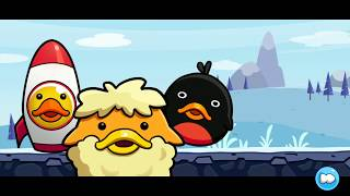 Angry duck -gameplay ios/android HD