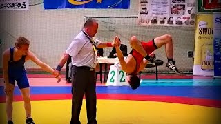 preview picture of video 'FreeStyle International Cup Krasnik november 2014'
