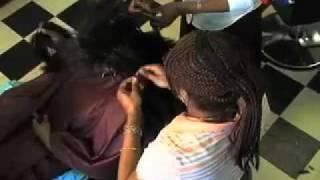 African American Hair Braiding