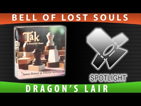 Tabletop Spotlight | Tak