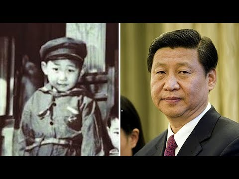 Xi Jinping's rise from living in a cave to president for life