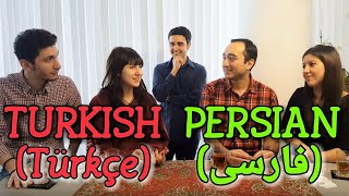 Similarities Between Turkish and Persian