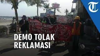 ASNP Gelar Demo Tolak Reklamasi di Majene Sulbar