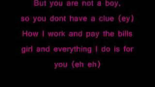 If I Were A Boy Beyonce Ft R.Kelly Lyrics