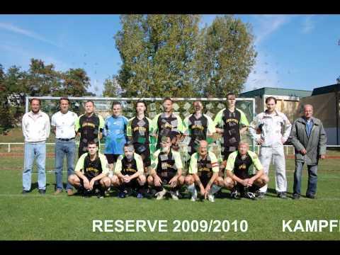 Mannschaftsbilder 2007 bis 2012