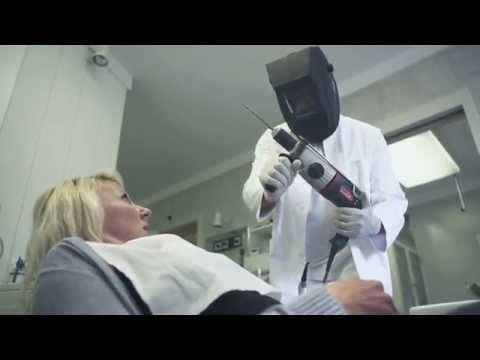Zahnarzt – Bohren als Horror-Erlebnis (Sketch)