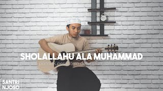 Shollallahu 'Ala Muhammad versi Akustik Santri Njoso