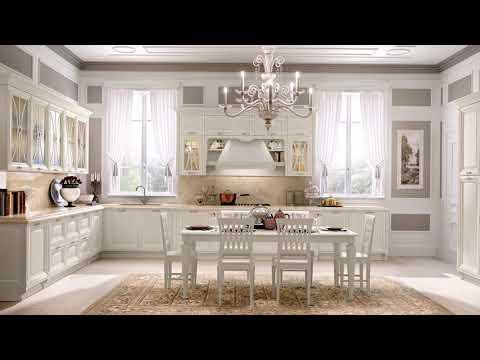 Дизайн светлой кухни. Подборка кухонь светлых тонов в интерьере