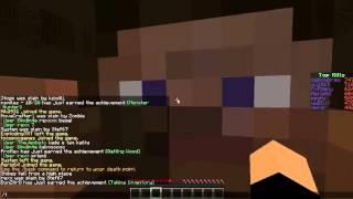 Minecraft 1.7.2 survival ep 1 with  mark, minifo, egecem